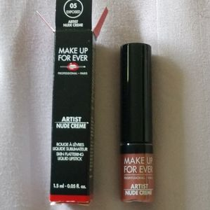 Make Up For Ever Artist Nude Creme Liquid Lipstick